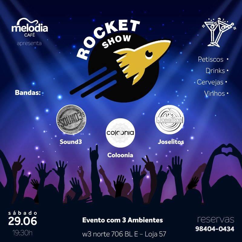 Projeto Rocket Show