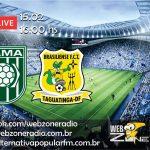 Campeonato Candango 2020 – Gama X Brasiliense