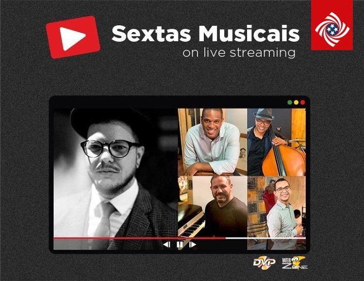 A Tribute to Sinatra – Sextas Musicais CTJ