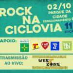 11a Edição do Festival Rock na Ciclovia.