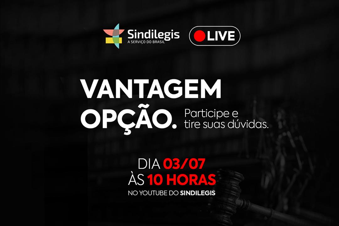 LIVE – Vantagem Opção – SindiLegis (FullHd 1080p)