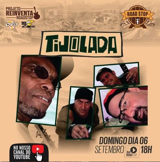 LIVE Road Stop – Tijolada Reggae
