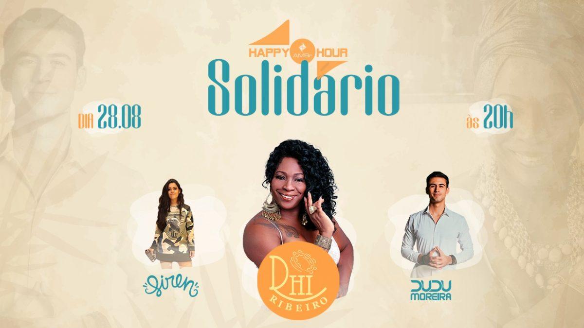 Happy Hour Solidário – Dhi Ribeiro, Dudu Moreira e Camila Siren-AMBr (FullHD 1080p)