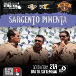LIVE Road Stop – Banda Sargento Pimenta (Beatles Cover) (FullHD 1080p)