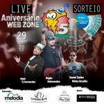LIVE ESPECIAL – 5 Anos de Web Zone (FullHD 1080p)
