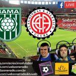 Serie D Campeonato Brasiliero – Sociedade Esportiva do Gama X Alagoinhas Atlético Clube (FullHD 1080p)