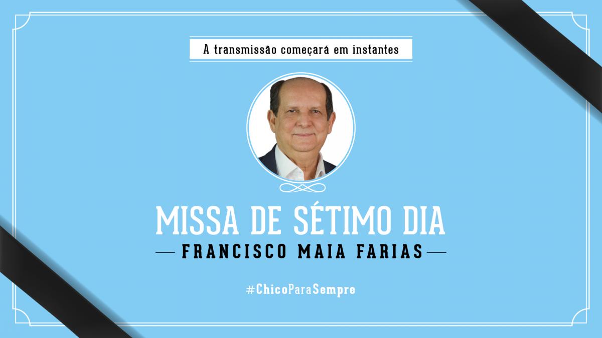 Missa 7° dia de Francisco Maia Farias (FullHD 1080p)