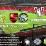 Final da Super Copa do Brasil: Flamengo x Palmeiras (FULLHD 1080P)