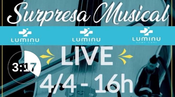 Luminu Home Care – Surpresa Musical (FULLHD 1080P)