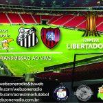 Libertadores da América: Santos x San Lorenzo (FULLHD 1080P)